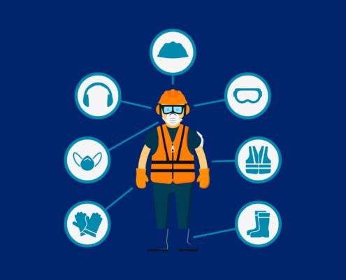 Las diferentes técnicas de protección de riesgos laborales