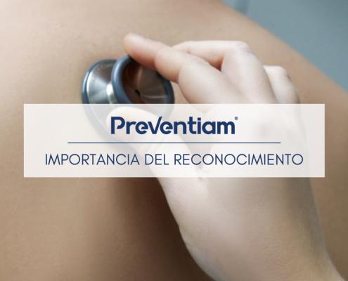 Importancia del reconocimiento médico