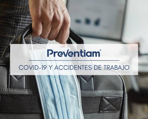 COVID-19 y accidentes de trabajo