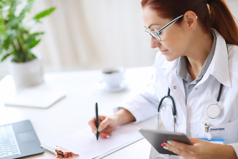 reconocimiento médico laboral