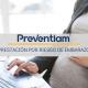 Prestación de riesgo por embarazo