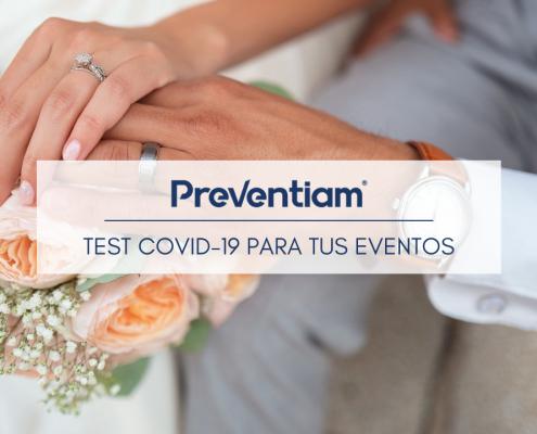 Test COVID eventos Málaga
